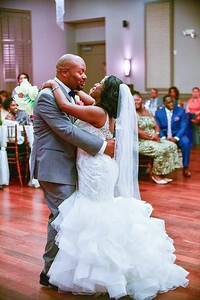 Latondra and Keith Tie the Knot