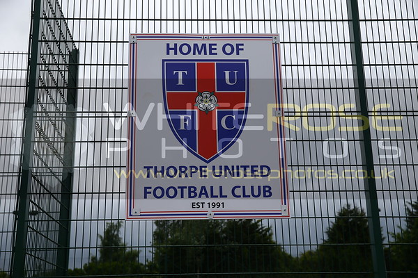 Thorpe United gala 10th June 2017