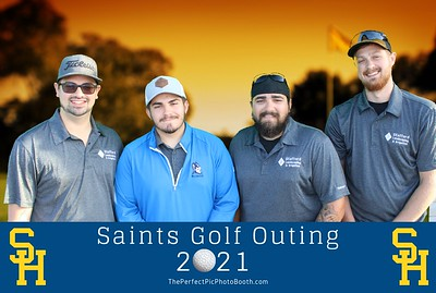 Saints Golf Outing '21