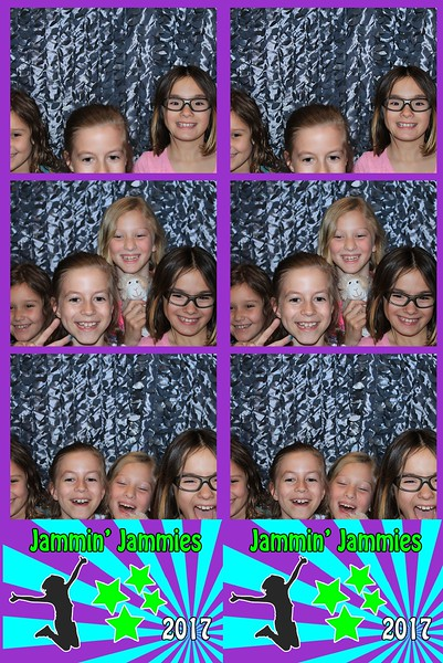 """Girl Scout Unit 509 """"Jammin Jammies Party"""" 1027"""