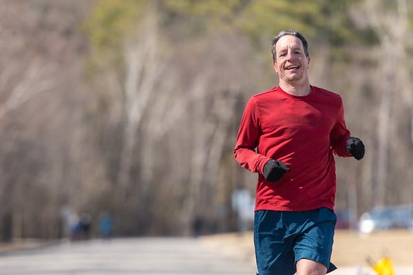 Eric Deshaies - 10 marathons, 10 jours