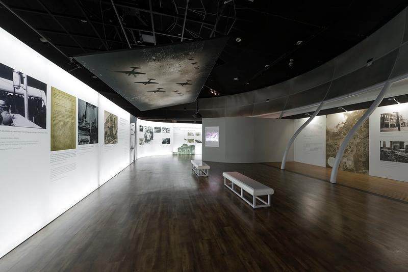 Exposition massacre de Nankin Memorial de Caen
