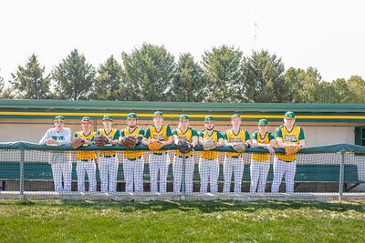 Baseball Senior Banners 2021