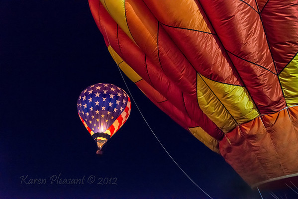 2012 Int'l Balloon Festival