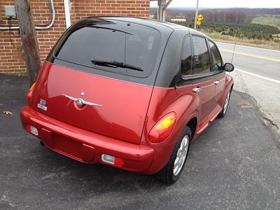 2003 Chrysler PT Cruiser Custom