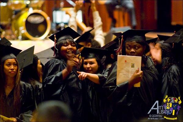 Margaret's SVI Graduation