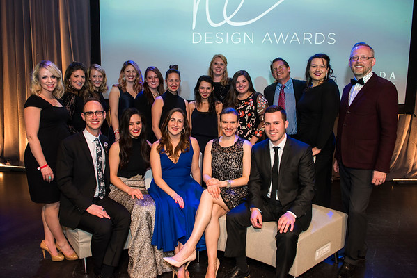 2017 IIDA NE Design Awards