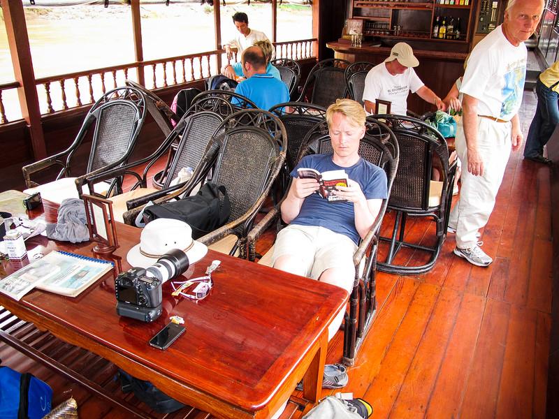 Mekong River Cruise - July 2011