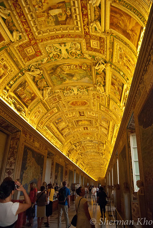The Art and History of Vatican