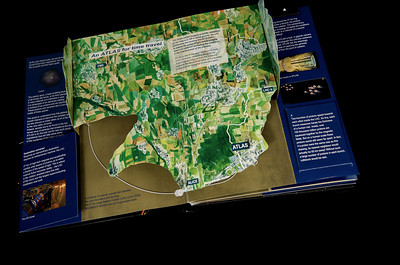 ATLAS 3D Book, 2009.