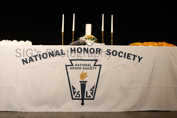04-27-14 National Honor Society Ceremony