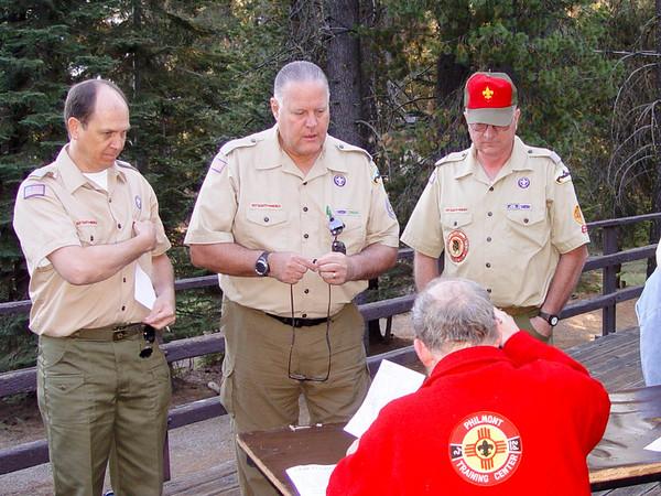Chris Johnson & Scouting