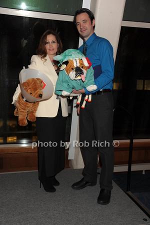 Dr. Lisa Esposito, and Dr..Christopher Powell photo by Rob Rich/SocietyAllure.com © 2014 robwayne1@aol.com 516-676-3939