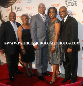 Pre-Dinner - The 43rd NAACP Image Awards