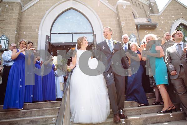 Andrea & Bill, the wedding