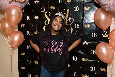 Mackenzie's 16th Birthday