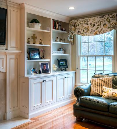 bookcase home