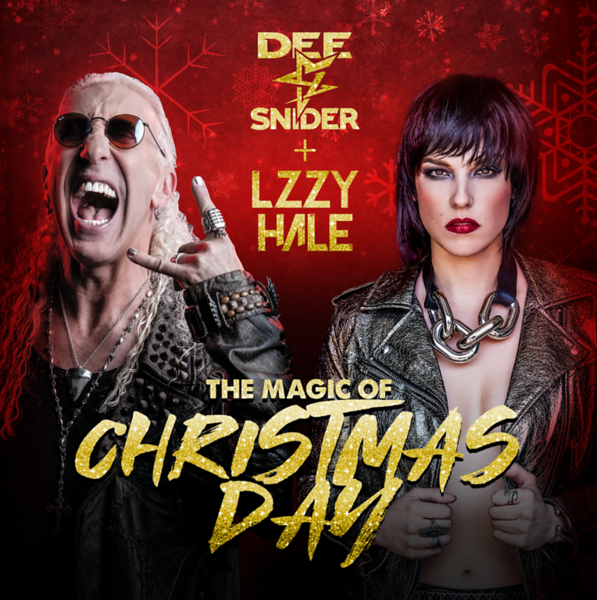 DEE SNIDER & LZZY HALE TEAM UP ON HOLIDAY CLASSIC