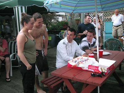 Amy and Jesse's Birthday Bash 2008
