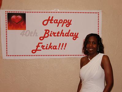 Erika's 40th Birthday Party