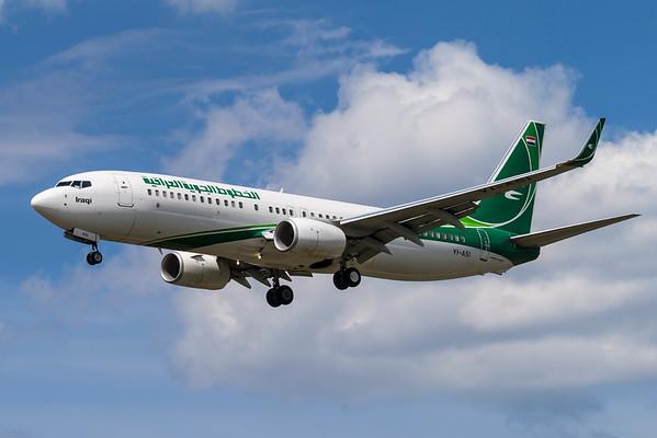 YI-ASI - Boeing 737-81Z