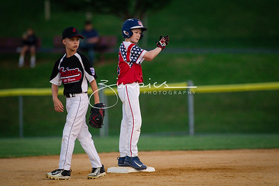 Red Land vs Indiana LL All Stars