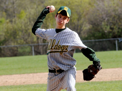 2012 BBA JV Baseball vs LTS photos by Gary Baker
