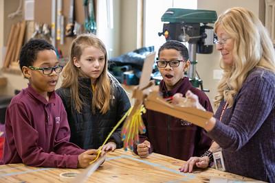 Fifth Grade Robotics in the Makerspace