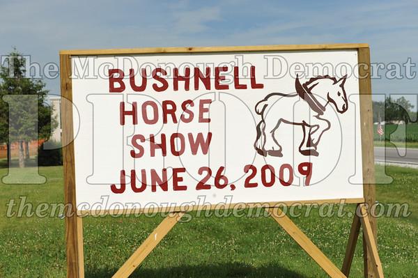 2009 Bushnell Horse Show 06-26-09