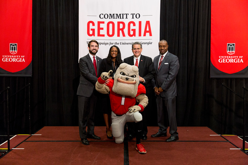 Description: Capital Campaign Campus Kickoff