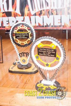 OVER TIME RYDERZ TROPHY PARTY