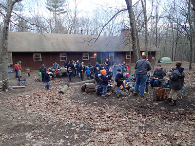 04 Spring Campout at Nobscot 2017
