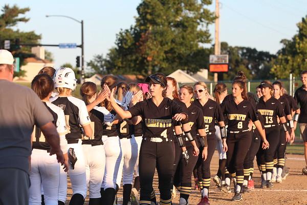 10/7 Varsity Softball vs Lafayette [Photo Gallery]