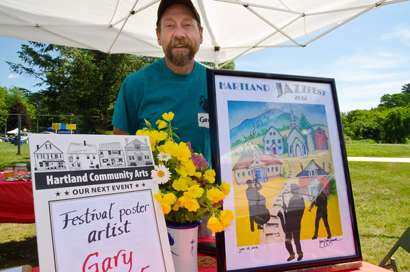 Hartland Jazz Fest, 2012