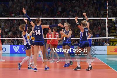 20190613 ITALIA vs RUSSIA Pool 13 - Week 4 (Femminile)