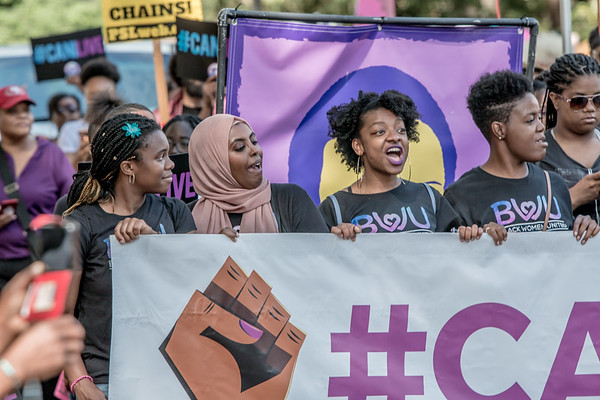 2nd Annual BWU Black Women's March: CAN I LIVE