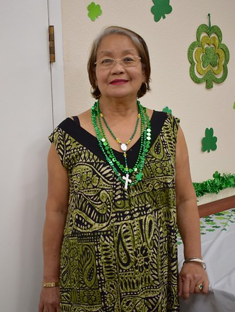 2018-03 St Patricks Day Party