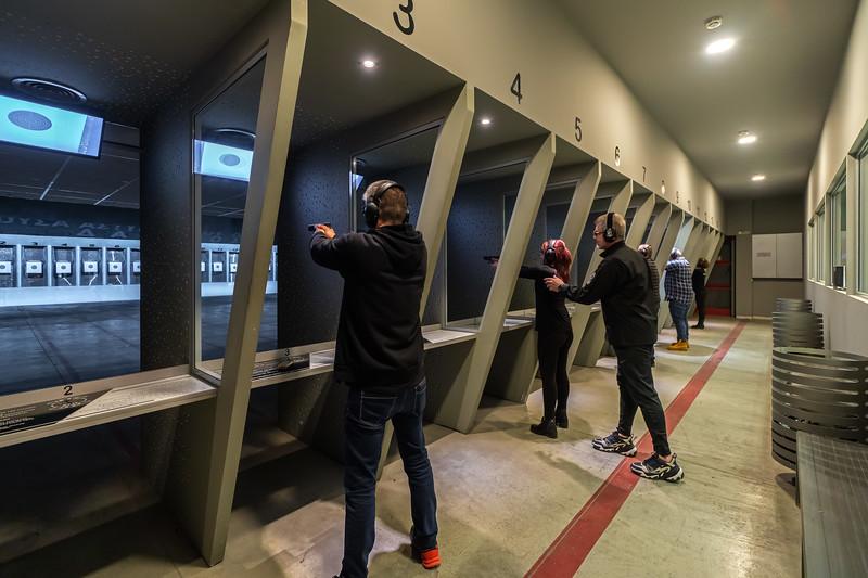 ELIT SHOOTING, Shooting Club, Elefsina