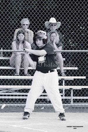 Spring Hill Baseball 6-14-13