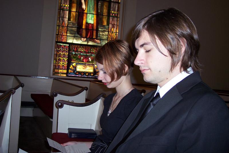 Tahirah and Ben