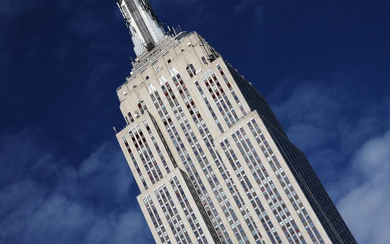 The ESB, Midtown Manhattan, New York City