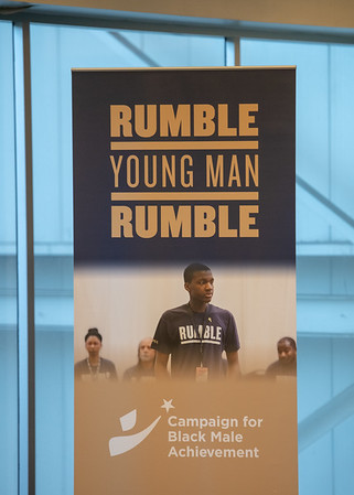 Rubble Young Man Rumble