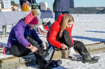 Is på Stokkavannet