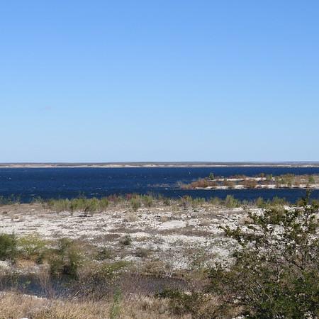 Del Rio and Amistad Reservoir winter 2016