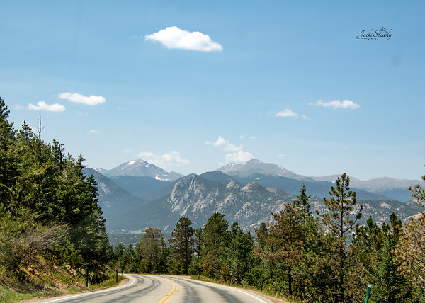 Trail Ridge Road, Rocky Mountain National Park, CO