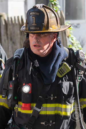 FF Retirement -FF O'Conner, Worcester Fire, Worcester, MA - 9/30/2020