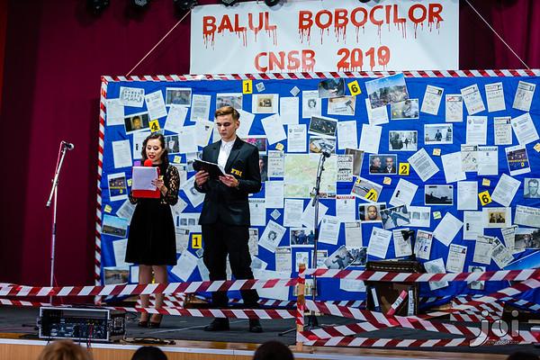 Balul Bobocilor CNSB 2019