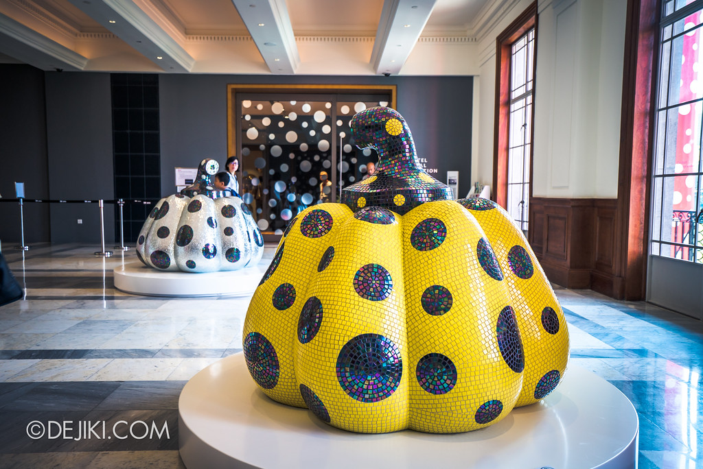 National Gallery Singapore - Yayoi Kusama: Life Is The Heart of A Rainbow / Starry Pumpkin