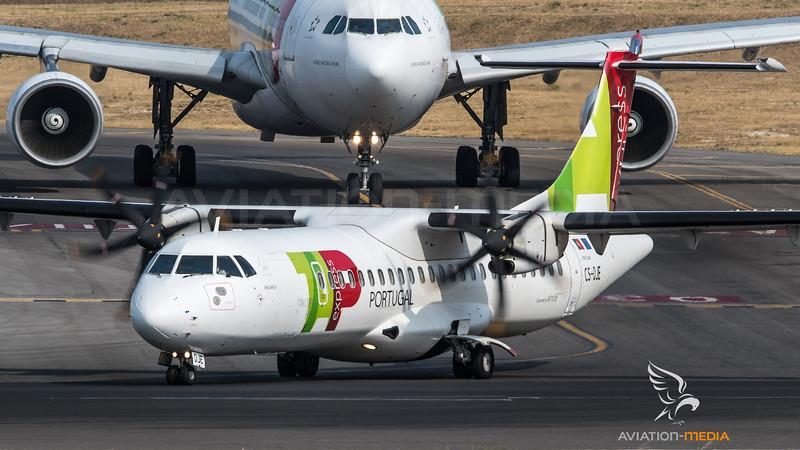TAP Express / ATR 72-600 (72-212A) / CS-DJE
