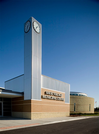 Sauk Villiage Municipal Center